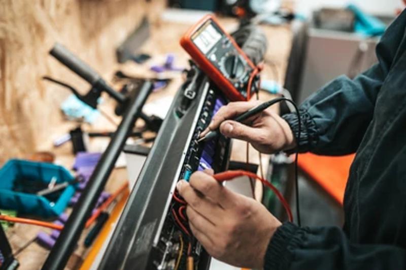 Curso repacion patinetes electricos VMP